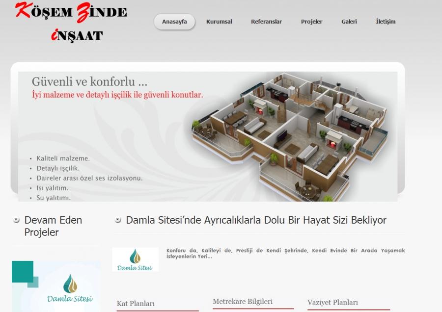 www.kosemzindeinsaat.com